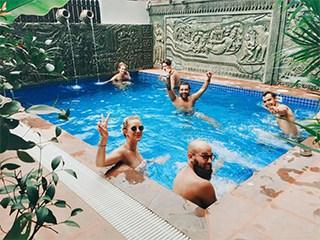 Bokre Angkor Hostel Swimming Pool