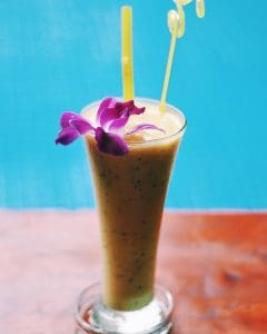 Passion Fruit Smoothie